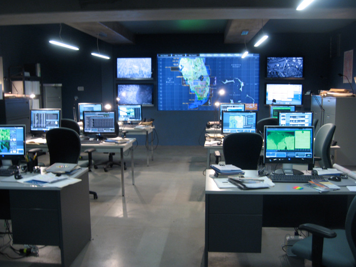 Event Control Rooms